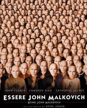 """Locandina del film """"Essere John Malkovich"""""""